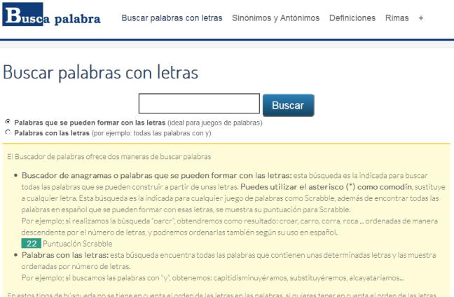 buscapalabra.com